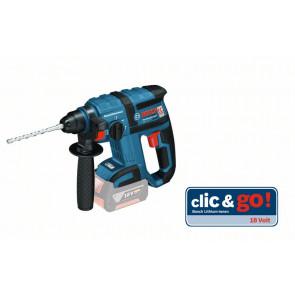 Bosch Akku-Bohrhammer GBH 18 V-EC, Solo Version, L-BOXX