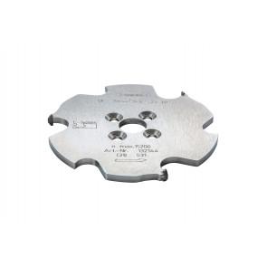Lamello P-System-Nutfräser CNC, DP (Diamant) für CNC,