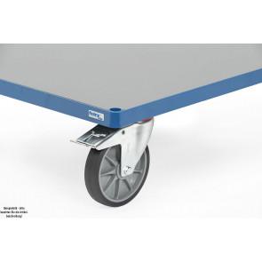 Fetra Ladefläche mit Hart-PVC-Platte, für MultiVario Mehrpreis, 1000 x 700 mm