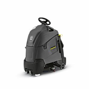 Kärcher Aufsteh-Scheuersaugmaschine BD 50/40 RS Bp Pack, batteriebetrieben, Batterie und Ladegerät enthalten