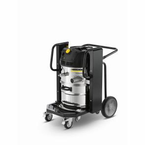 Kärcher Industriesauger IVC 60/24-2 Tact² mit 2-facher automatischen Filterabreinigung