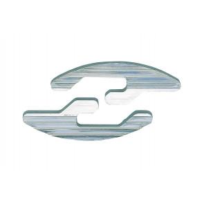Lamello Simplex, aushängbares Verbindungselement Karton zu 100 Paar