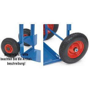 Fetra PU-Bereifung Pannensicher 260 x 85 mm Blockprofil  -  1 Satz=4 Stück
