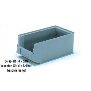 Fetra Sichtlagerkasten  350/300 x 210 x 145 mm grau