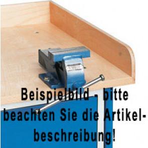 Fetra Zubehör für Werkstattwagen: Schraubstock Backenbreite 125 mm