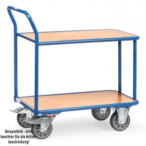 Fetra Tischwagen 2602 Ladefläche 1.000 x 700 mm