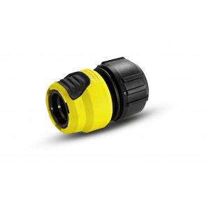 Kärcher Universal-Schlauchkupplung Plus mit Aqua Stop