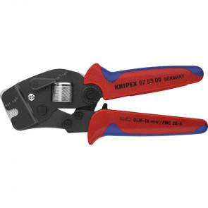 Knipex Crimpzange selbsteinst. 10-16 mm²