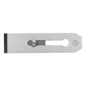 Kirschen Doppelhobeleisen 48 mm blanke Ausführung mit kurzer Schraube