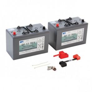 Kärcher Batteriesatz 24V/76Ah, wartungsfrei