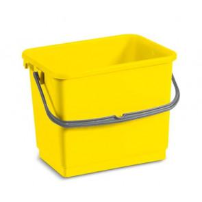 Kärcher Eimer gelb 4 Liter