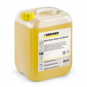 Kärcher Aktivreiniger, alkalisch RM 81 ASF eco!efficiency, NTA-free 10 l