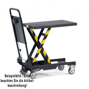 Fetra Hubtischwagen 6831 Ladefläche 700 x 450 mm / 150 Kg