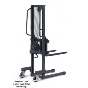 Fetra Handwinden-Stapler 6851 Gabellänge 800 mm / 250 Kg