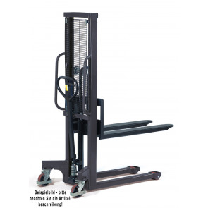 Fetra Handhydraulik-Stapler 6855 Gabellänge 1.150 mm / 500 Kg