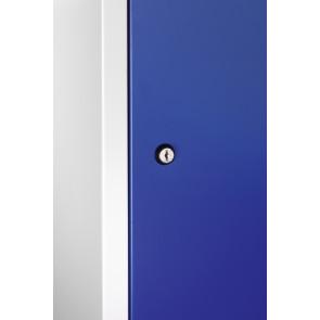 Zylinderschloss für Umkleidespind Classic, bis 6000 Schließungen