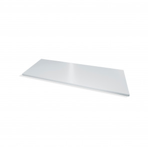 Einlegeboden lackiert für Aktenregal / Aktenschrank mit Drehtüren B1200xT500mm