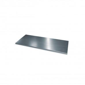 Einlegeboden verzinkt für Universalschrank mit Drehtüren B935xT400mm