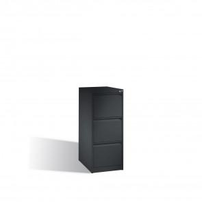 Hängeregistraturschrank Acurado für Hängehefter DIN A4, 3 Schubladen, einbahnig