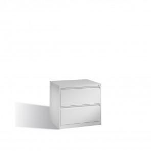 Hängeregistraturschrank Acurado für Hängehefter DIN A4, 2 Schubladen, zweibahnig