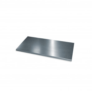 Einlegeboden verzinkt für Magazinschrank Breite 700 x Tiefe 300 mm