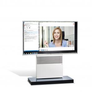 Mediencart Cegano Mono, für 1 Bildschirm, H1435xB1100xT570mm