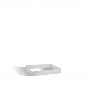 Sockel für Flachablageschrank DIN A1, Höhe 100 mm