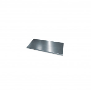 Einlegeboden verzinkt für Werkzeugschrank mit Drehtür B500xT400mm