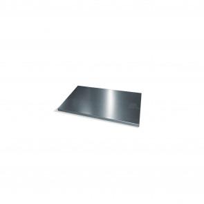 Einlegeboden verzinkt für Werkzeugschrank mit Drehtür B500xT500mm