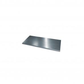 Einlegeboden verzinkt für Werkzeugschrank mit Drehtüren B700xT400mm
