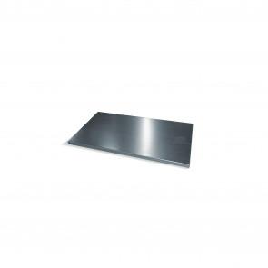 Einlegeboden verzinkt für Werkzeugschrank mit Drehtüren B700xT500mm