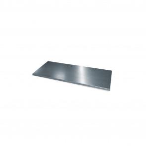 Einlegeboden verzinkt für Werkzeugschrank mit Drehtüren B930xT400mm