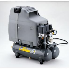 Schneider mobiler Kolbenkompressor SEM 110-8-6 WOF, Wechselstromausführung, ölfrei