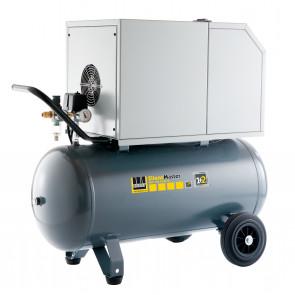 Schneider mobiler Kolbenkompressor SEM 330-10-90 W, Wechselstromausführung