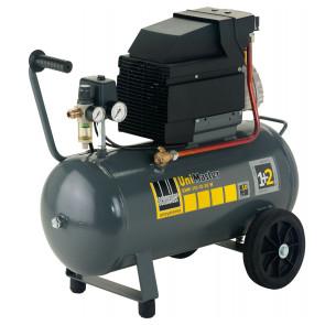 Schneider mobiler Kolbenkompressor UNM 310-10-50 W, Wechselstromausführung