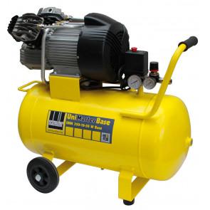 Schneider mobiler Kolbenkompressor UNM 350-10-50 W Base, Wechselstromausführung