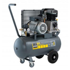 Schneider mobiler Kolbenkompressor UNM 410-10-50 D, Drehstromausführung