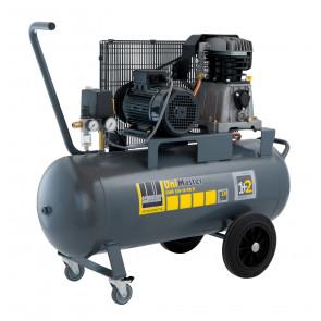 Schneider mobiler Kolbenkompressor UNM 510-10-90 D, Drehstromausführung
