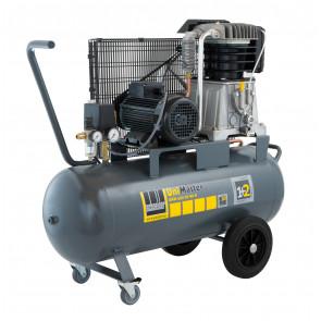 Schneider mobiler Kolbenkompressor UNM 660-10-90 D, Drehstromausführung