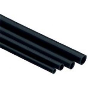 Schneider Stangenware, Farbe schwarz DLR-S-PA-S 22x18mm/6m