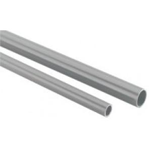Schneider Stangenware, Farbe grau DLR-ALU-G 63x58mm/6m