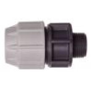 Schneider Anschlussverschraubung mit Außengewinde SKS-AVA 32mm x R1a
