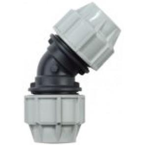 Schneider Winkel 45° SKS-W45 63x63mm
