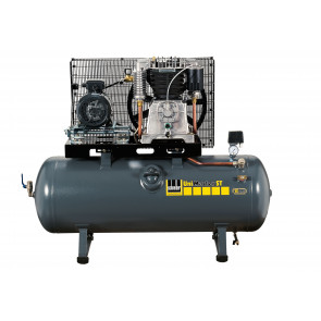 Schneider Kolbenkompressor UNM STL 1250-10-270, Stationärer Kolbenkompressor