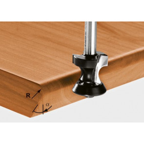 Festool Abrund-/Fasefräser HW S8 D17,5/R6/15°