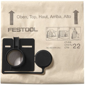 Festool Filtersack FIS-CT 22/5