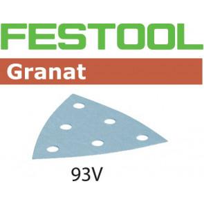 Festool Schleifblatt STF V93/6 P100 GR/100 Granat