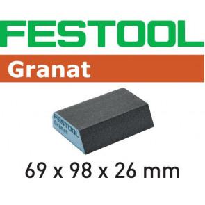 Festool Schleifblock 69x98x26 120 CO GR/6 Granat