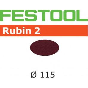 Festool Schleifscheibe STF D115 P80 RU2/50 Rubin 2