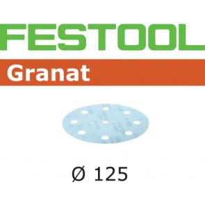 Festool Schleifscheibe STF D125/8 P1500 GR/50 Granat